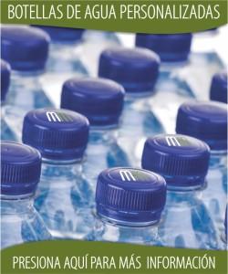 Botellas de Agua Personalizadas a