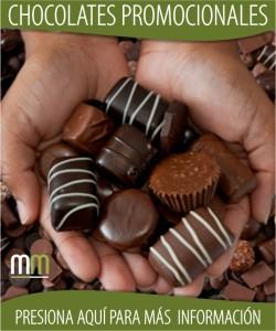 Chocolates Promocionales a