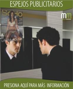 Espejos Mágicos o publicitarios